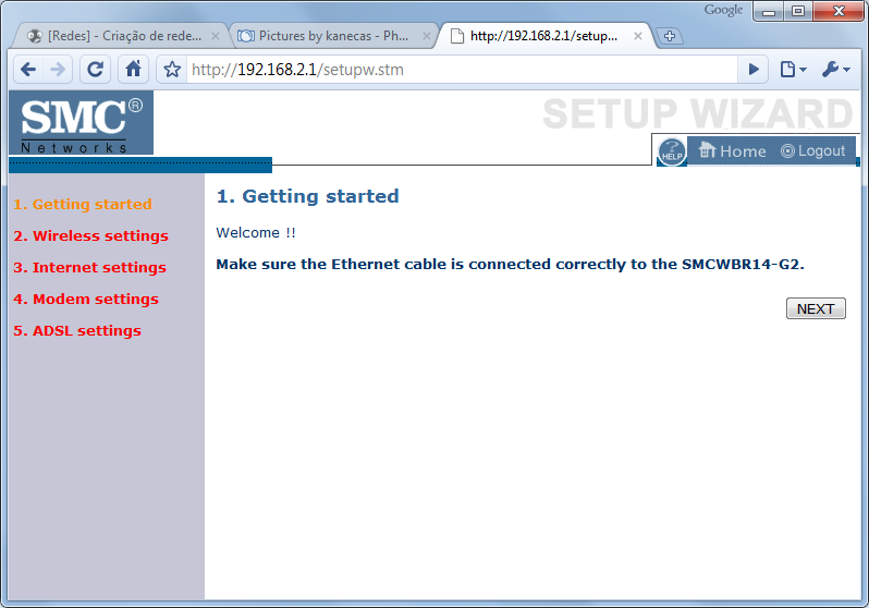[Redes] - Criação de redes domésticas - Simplificado [windows 7] Conf4