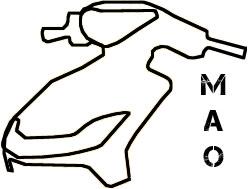 MAO T-Shirt MAOWallJPEG