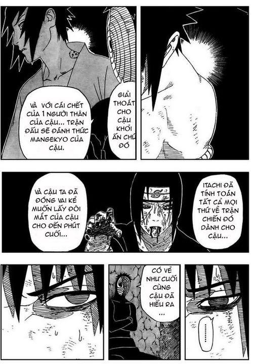 """Naruto 401 TV """"Ảo tưởng"""" 03-10"""
