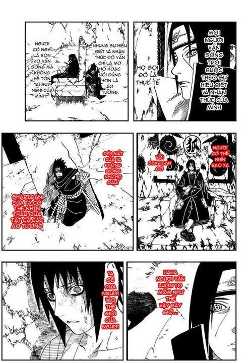 """Naruto 401 TV """"Ảo tưởng"""" 09-10"""