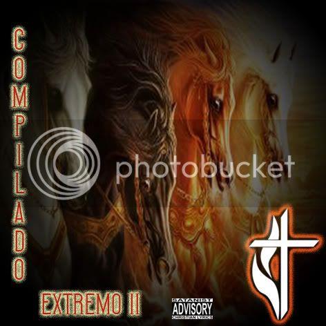 Compilado Extremo II (Metal) Tapaextremo