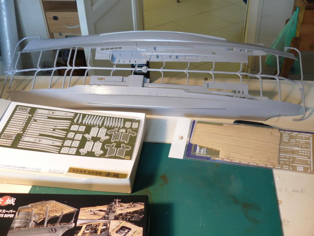 IJN SHOKAKU 1/350 (fujimi) - Page 2 P1000291