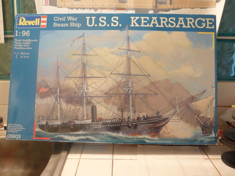 USS KEARSARGE 1/96 de Revell par Billy P1000808