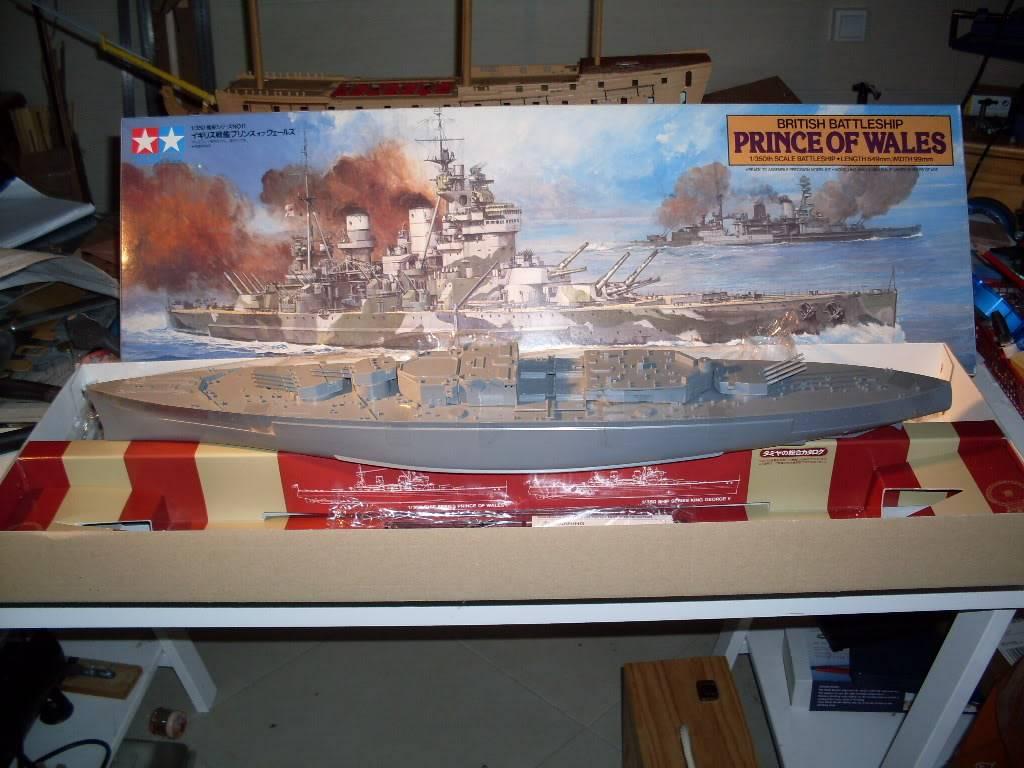 Le Bismarck-  TERMINÉ !!! - Page 2 SDC10051