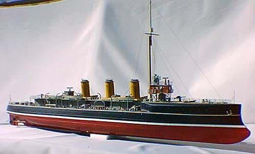 Croiseur Russe Varyag 1/350 Zvezda Db_SENTINAL1