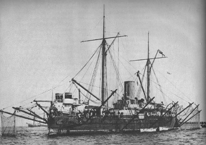 Croiseur Russe Varyag 1/350 Zvezda - Page 3 Hotspur