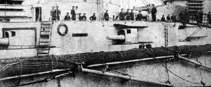 Croiseur Russe Varyag 1/350 Zvezda - Page 3 Nets04