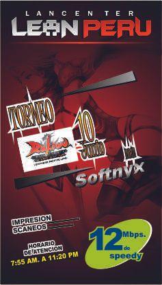TORNEO DE RAKION-LAN CENTER LEONPERU: RELAMPAGO SOFTNYX (10 junio 2012 Pamplona SJM.)  22222222