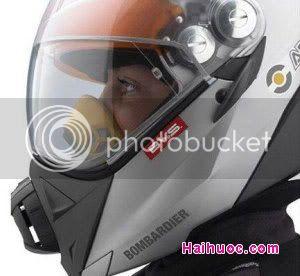 Thư viện mũ bảo hiểm đặc sắc nhất thế giới ^^! BV2S-Helmet