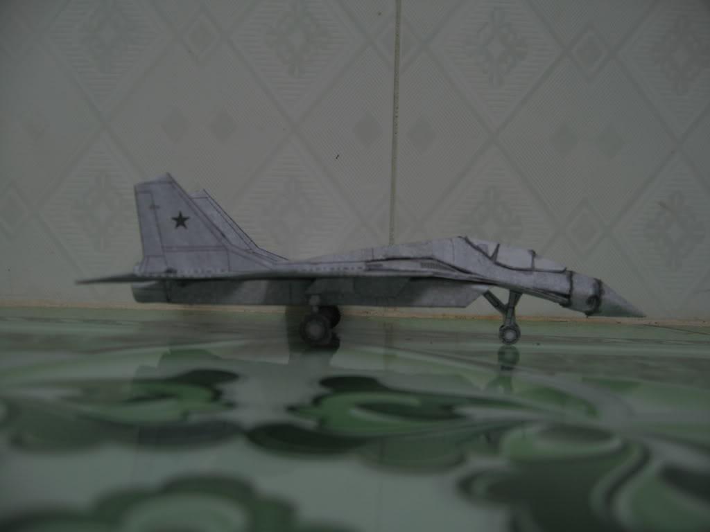 Mô hình giấy máy bay Mig-29 + F15 IMG_0840