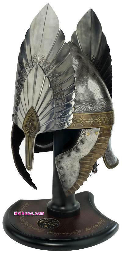 Thư viện mũ bảo hiểm đặc sắc nhất thế giới ^^! Elendil-king-helmet