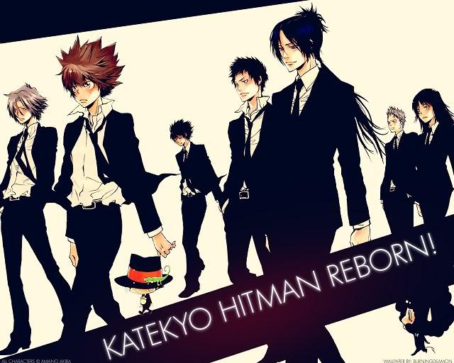 Katekyo Hitman Reborn Custom