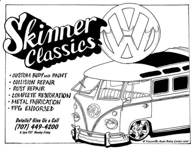 The Velvet Thread - my '66 21-window bus project - Page 4 Skinnerclassics