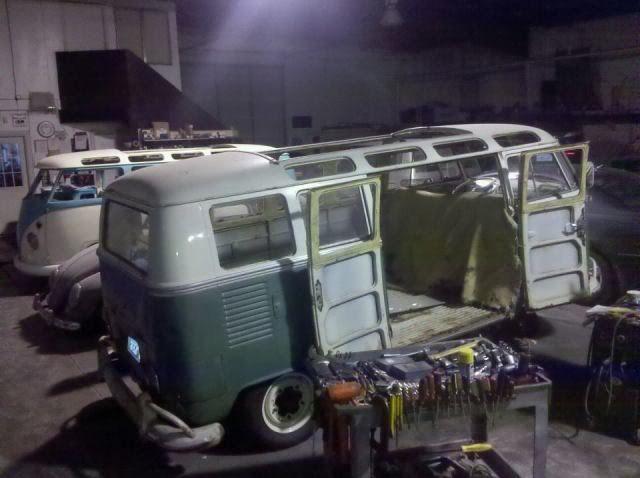 The Velvet Thread - my '66 21-window bus project - Page 8 Velvetskinner11