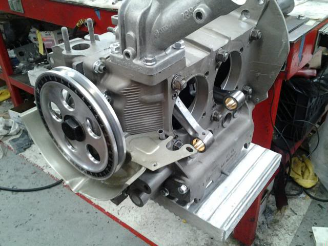 30 year old engine - built and rebuilt by Vallero's VW Werks - Page 2 Velvet30