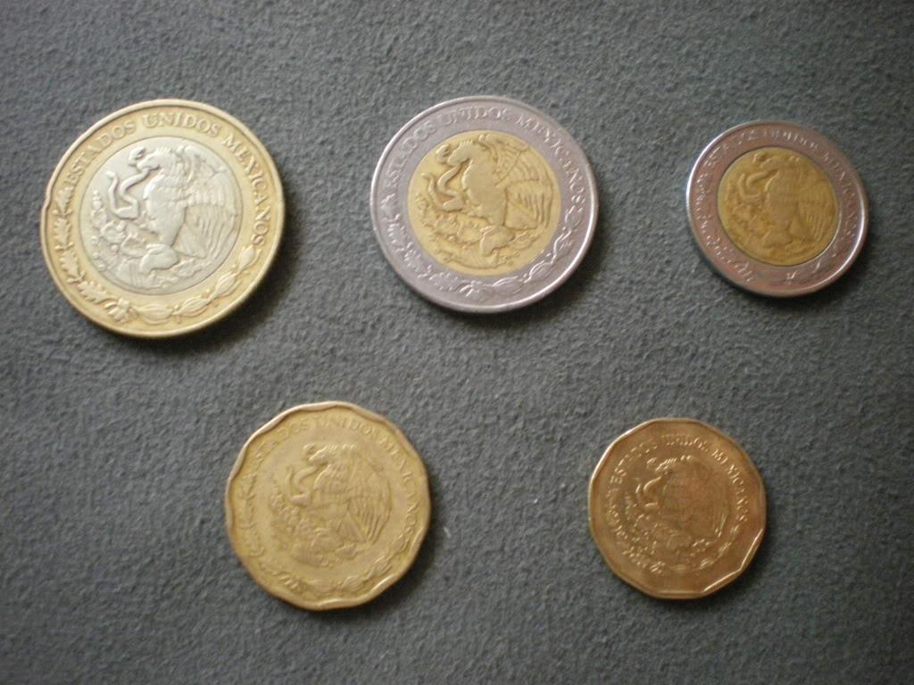 Monedas Mexicanas IMGP2775