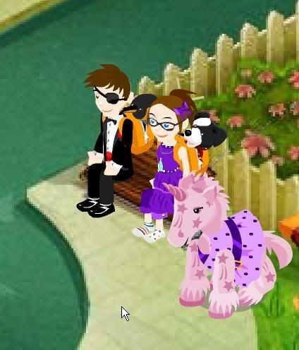 Pink Unicorn Quest - Retired ScreenShot1129
