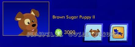 Brown Sugar Puppy II and Lil Sweet Cream Cub ScreenShot540-1