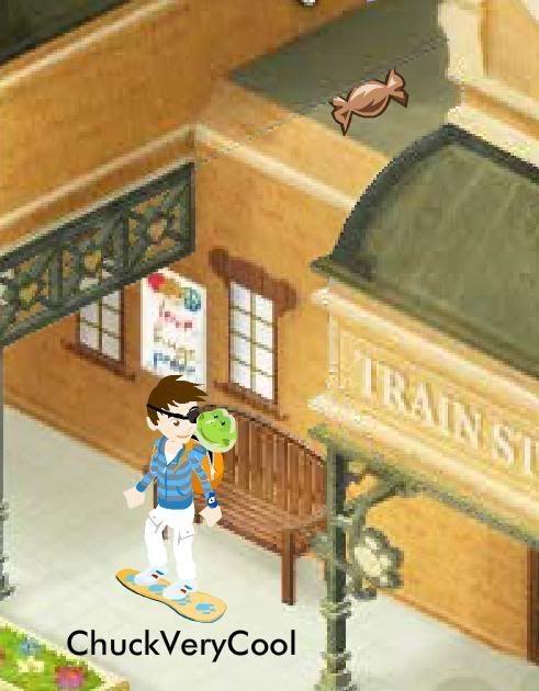 Cinnamon Bunny Quest - Retired ScreenShot902