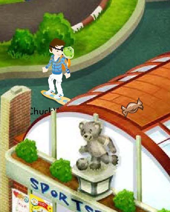 Cinnamon Bunny Quest - Retired ScreenShot903