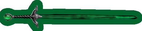 Sokato, Taku [Suna Jounin] Greensword-1