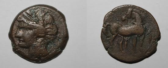Bronze Carthage Carthage