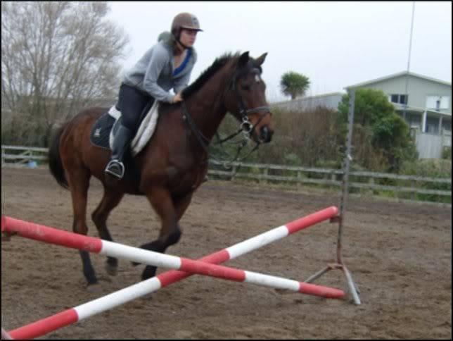First proper ride Jump-2