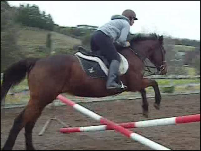 First proper ride Sjump
