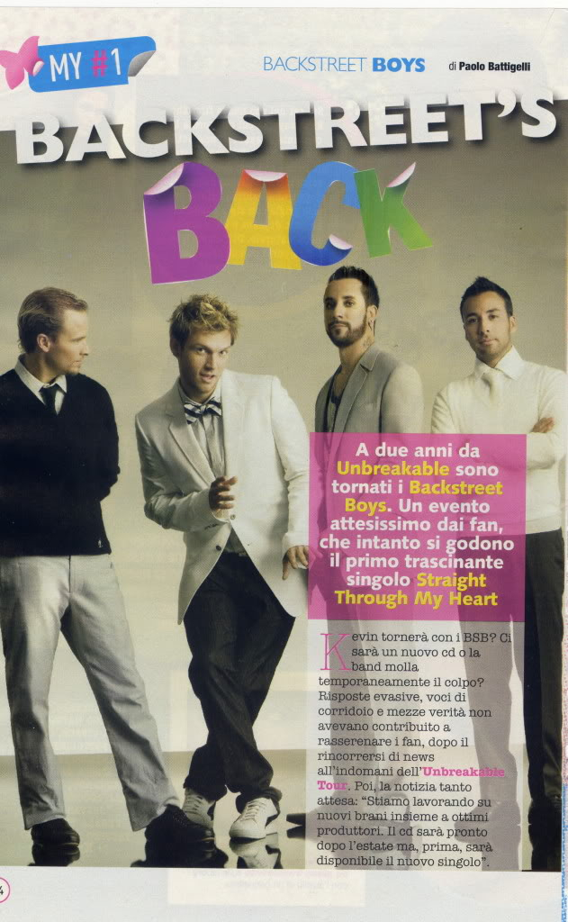 "BSB in ""CIOE"" Italian Magazine File0088"