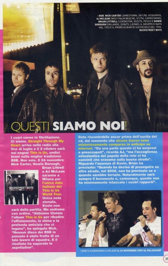 "BSB in ""CIOE"" Italian Magazine File0090"