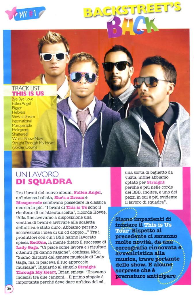 "BSB in ""CIOE"" Italian Magazine File0091"