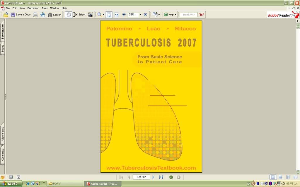 Tuberculosis 2007 Untitledm