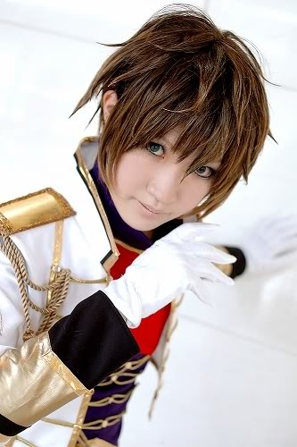 Suzaku cosplay Pictures, Images and Photos