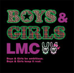 Discografía BOYSGIRLS_LTD