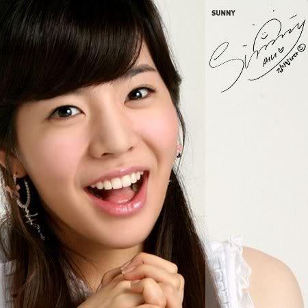 Lee Sunny - Lee Sunkyu - Aegyo Queen.... Sunny-1