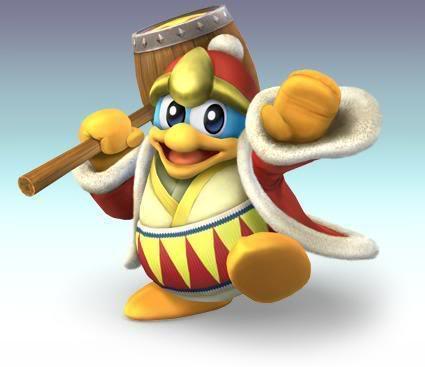 Super Smash Brothers ( N64, Melee, Brawl ) Tu personaje favorito? King_dedede_ssbb_lg