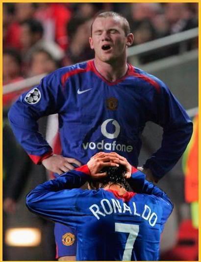 ¿Que te sugiere la imagen? (Juego) - Página 6 Rooney_og_Ronaldo