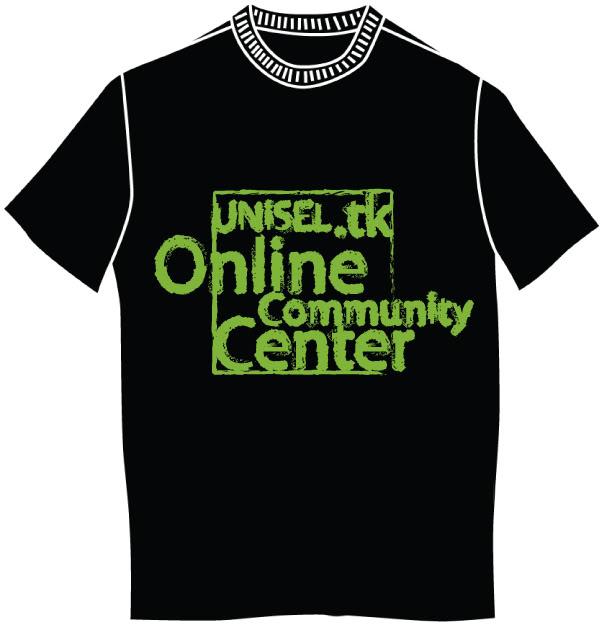 Design Ideas for UNiSEL.tk promo T-Shirt Shirt_1