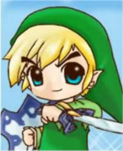 Treasure Map to the Past Zelda___The_Windwaker-1-1