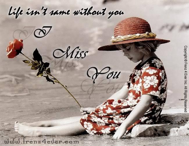~:~ I Miss You Cards ~:~ MissU21