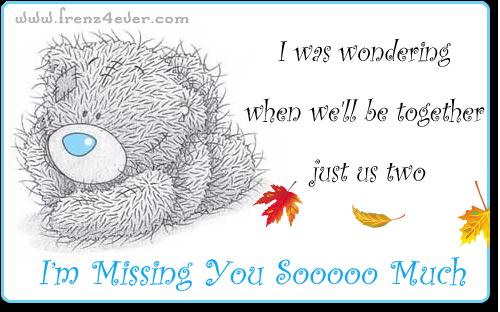 ~:~ I Miss You Cards ~:~ MissU45