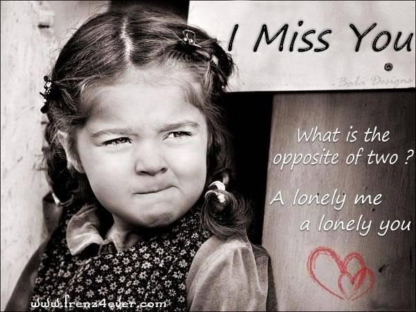 ~:~ I Miss You Cards ~:~ MissU27