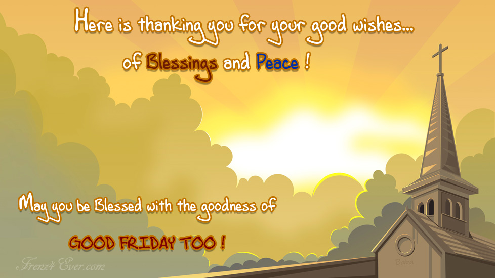 Good Friday Wishes Cards - By Baba Designs Good-friday-wishes-1