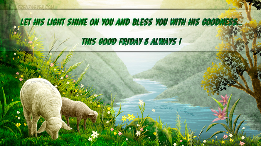 Good Friday Wishes Cards - By Baba Designs Good-friday-wishes-2