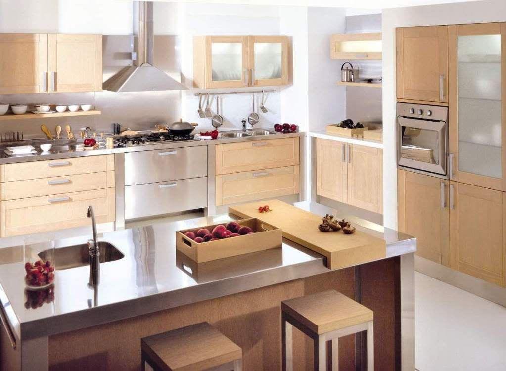 Cocina de la casa Cocinas_07b