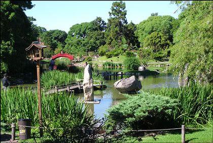 Jardín y piscina Jardin-botanico