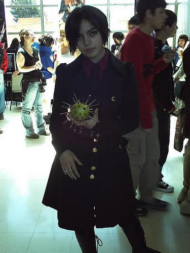 cosplay de Hyde / chica kawaii ! Hyde