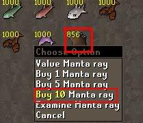 Guide to 99 prayer by w00lf BuyingMantarays