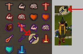 Guide to 99 prayer by w00lf ProtectMelee