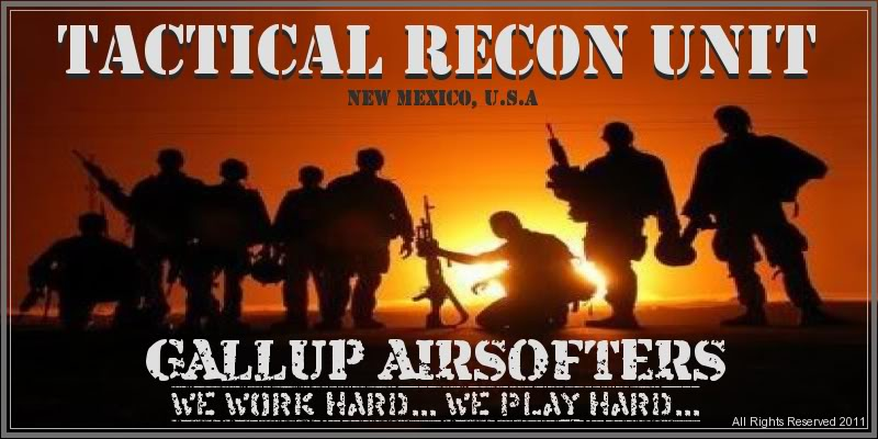 Welcome T.R.U. Gallup Airsofters